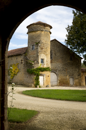 CHATEAU DE MANIBAN CHAIS